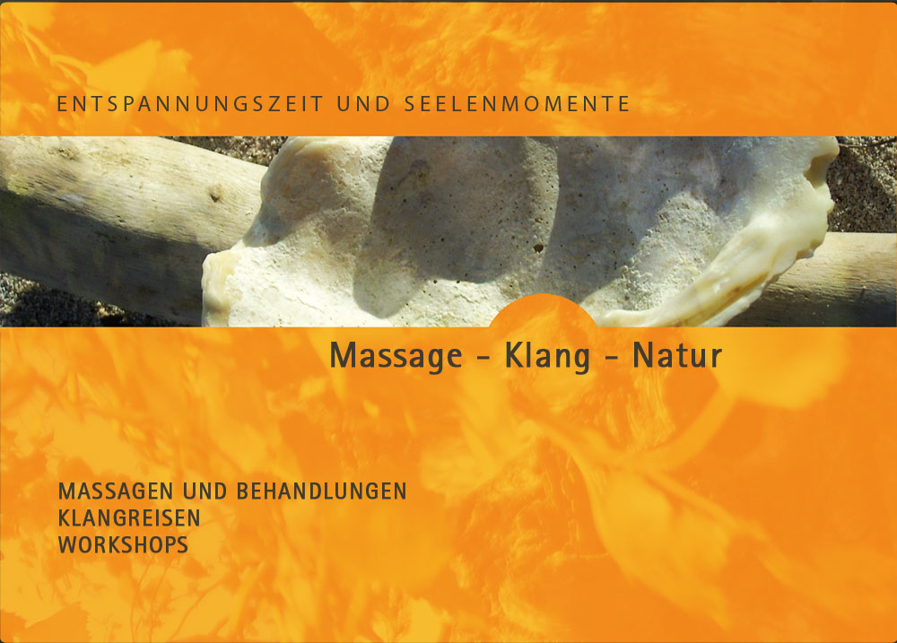 Massage-Klang-Natur